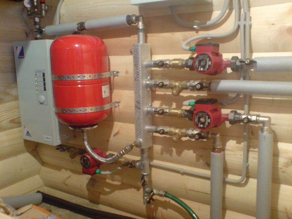 Ремонт холодного водоснабжения в многоквартирном доме